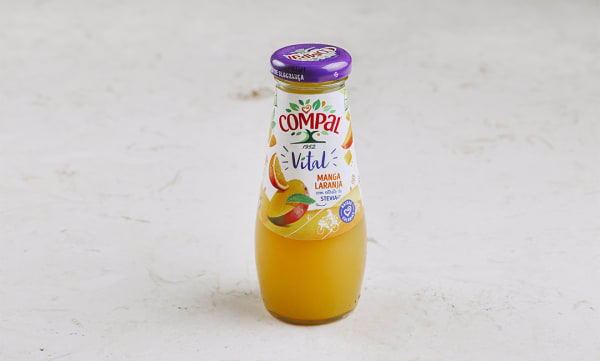 Compal Light Manga Laranja 20cl