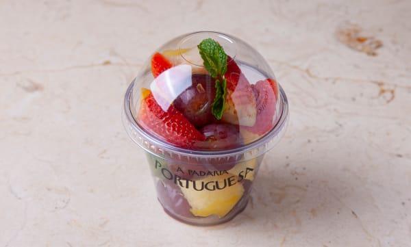 Mix com Fruta