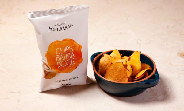 Chips Batata Doce
