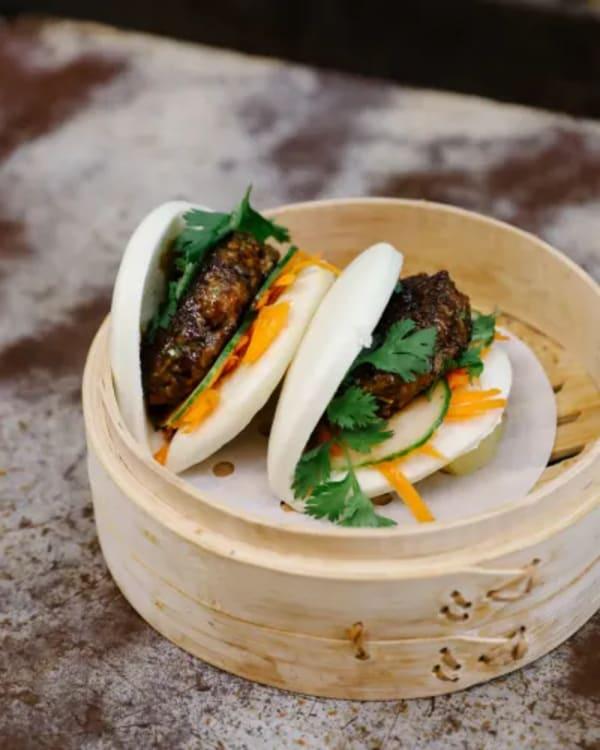 Beef Bao