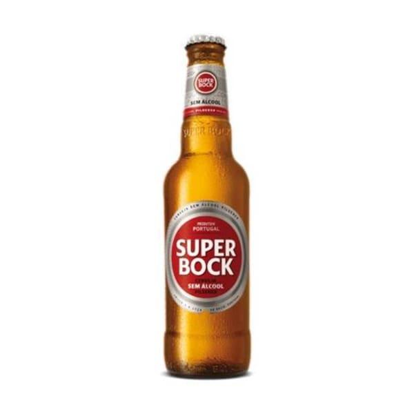 Cerveja Super Bock sem Álcool