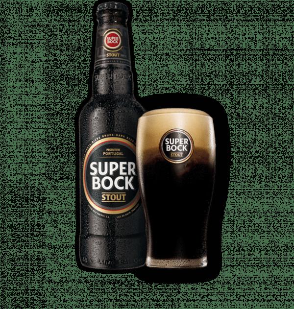 Cerveja Super Bock Stout