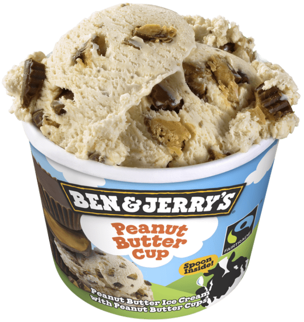 Ben&Jerry's Peanut Butter 100ml