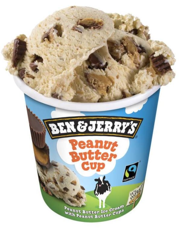 Ben&Jerry's Peanut Butter 465ml