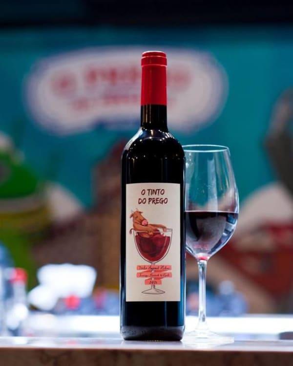 Vinho Tinto d'O Prego