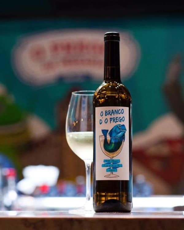 Vinho Branco d'O Prego
