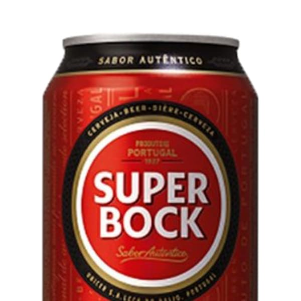 Super Bock Lata 33cl