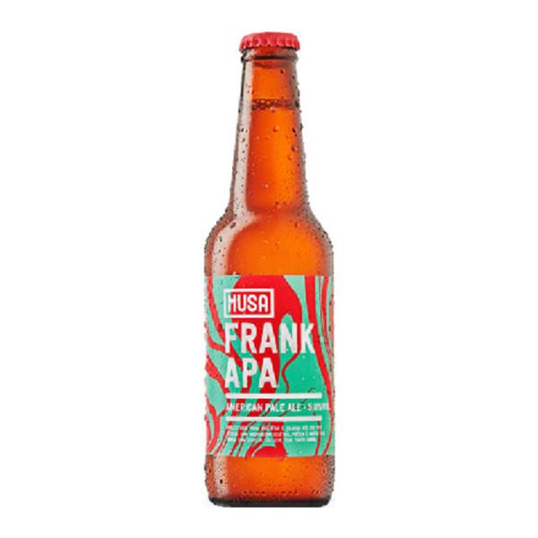 Cerveja Artesanal Musa Frank APA 330ML