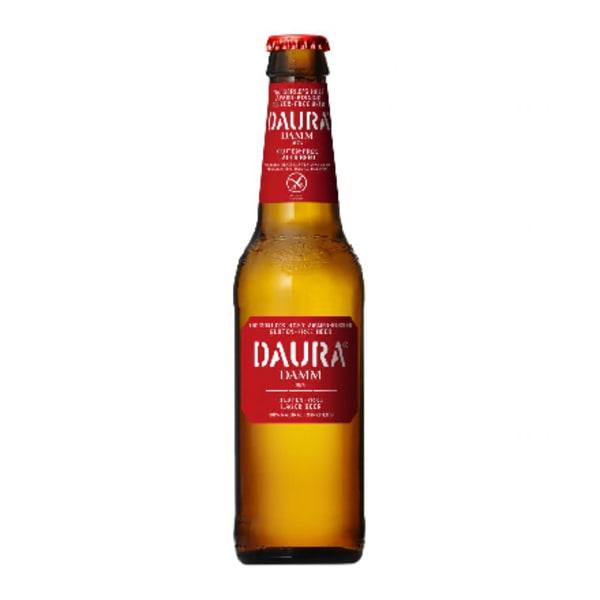 Cerveja sem gluten Daura
