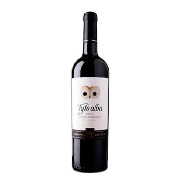 Tyto Alba Tinto (vinhas protegidas)