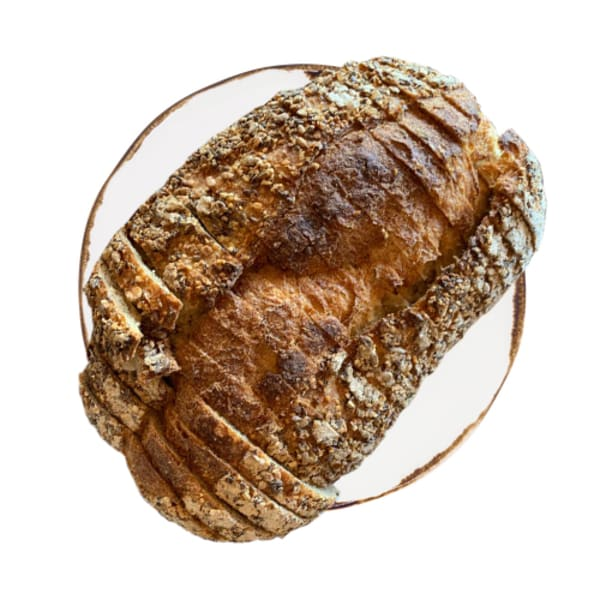 Pão de Massa Mãe Inteiro