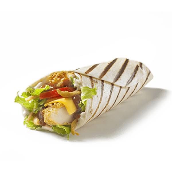 The Chick'n Wrap Grill