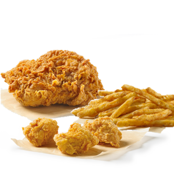 2x1 BIC + complemento + 3 nuggets