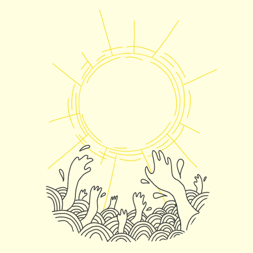 Sunburst (2019). Medium - Digital.