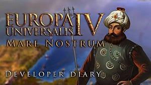 Origin of Europa Universalis IV's Global Empires' Tradition