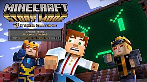 Minecraft Story Mode Episode 6 Arriving Next Week Minecraft Story Mode