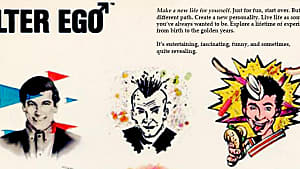 AlterEgo: The Browser-Based Life Simulation Game | Alter Ego