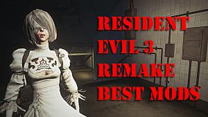 Best Resident Evil 3 Remake Mods So Far 2020 Resident Evil 3