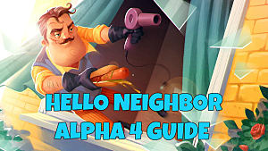 Hello Neighbor: Learning the Controls and Getting Into the
