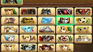 Hyrule Warriors Legends Guide How To Unlock Every Character Hyrule Warriors Legends