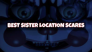 FNAF: Sister Location Cheat to Skip Nights | Five Nights at
