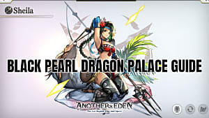 Another Eden Black Pearl Farming Guide Another Eden When you want black pearls in great quantity, here are some things i suggest. another eden black pearl farming guide