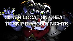 fnaf sister location apk pc