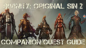 Divinity: Original Sin 2 Guide: How to Complete the