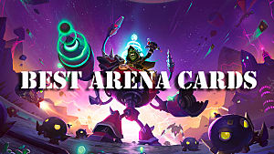 Hearthstone: Best New Arena-Only Cards for Taverns of Time