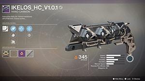 Destiny 2 How To Get The Crimson Hand Cannon Destiny 2