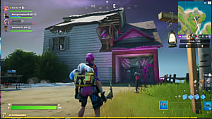 Fortnite Dance Locations Compact Cars Lockie S Lighthouse Weather Station Fortnite