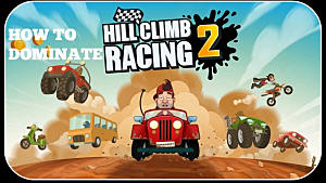 How To Dominate Hill Climb Racing 2