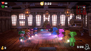 Luigi S Mansion 3 Gems Guide Pt 2 All Gems Floors 9f To 15f