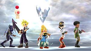 crystal tower walkthrough world of final fantasy