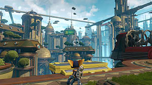 ratchet and clank ps4 bouncer without preorder