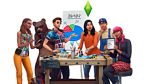 Sims 4 Bug - Sim Stuck at Work Fix | The Sims 4