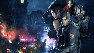Resident Evil 2 Set to Receive Free