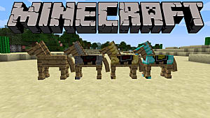 Minecraft Guide How To Make Saddle By Fishing Minecraft