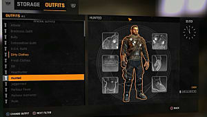 Dying light blueprint location guide dying light how to unlock hunted outfit in dying light malvernweather Images