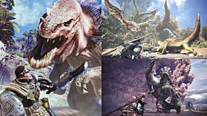 Monster Hunter: World - What Is Error Code 50352-MW1?