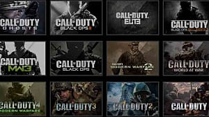 5 Best Call of Duty games