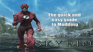 The quick and easy guide to modding Skyrim (without crashing