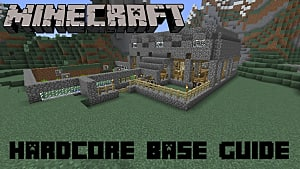 9 Essential Base Building Tips For Minecraft Hardcore That Will Save Your Life Minecraft