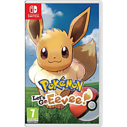 Pokemon: Let's Go, Eevee! Box Art