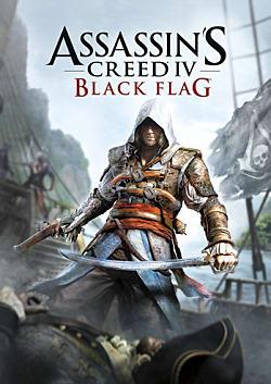 Assassin's Creed IV: Black Flag Box Art