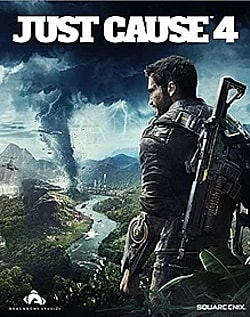 Just Cause 4 Box Art