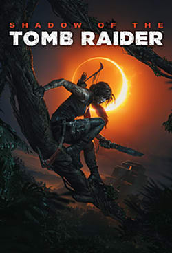 Shadow of the Tomb Raider Box Art