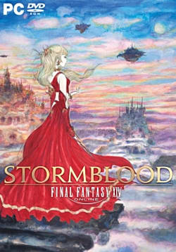 Final Fantasy XIV: Stormblood Box Art