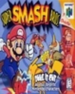 Super Smash Bros. Box Art