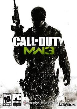 Call of Duty: Modern Warfare 3 Box Art